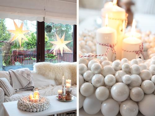 Dekoracje Bożonarodzeniowe Jak Ozdobić Dom Na święta