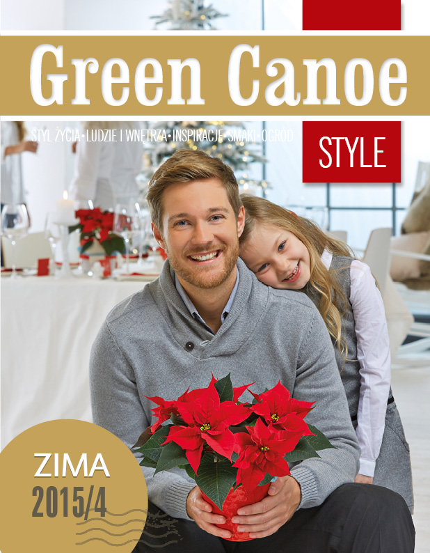 kreatywny magazyn wnętrzarski - wydanie świąteczne