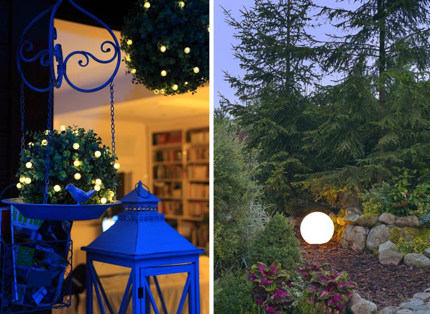 lampy kule ogrodowe