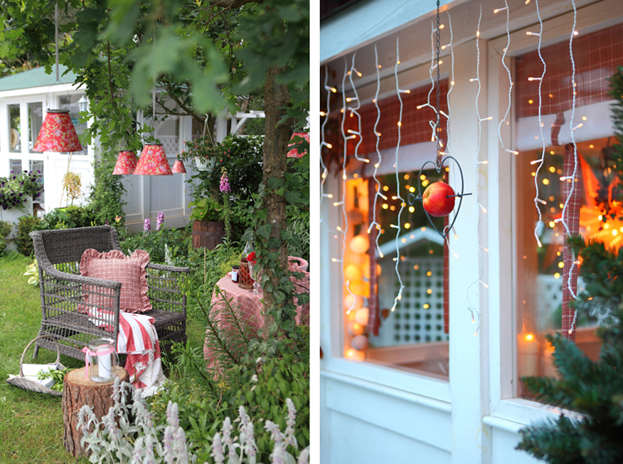 dekoracyjne lampy do ogrodu
