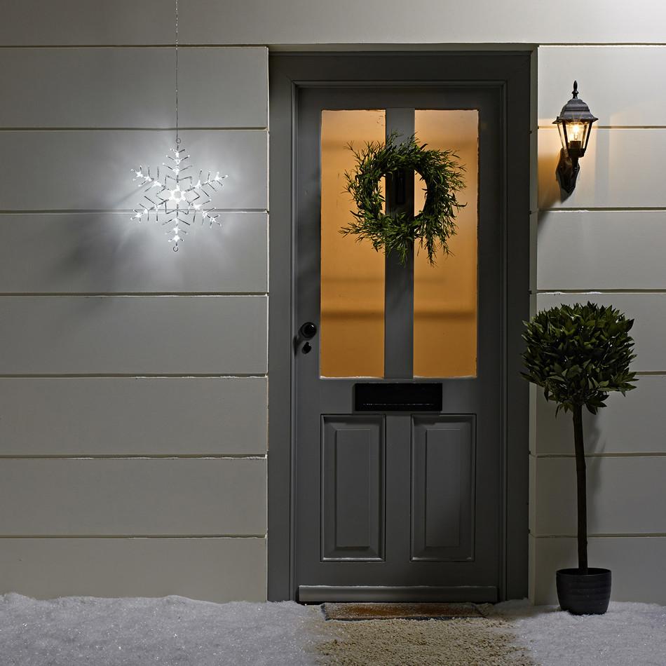 Jak ozdobić drzwi na święta