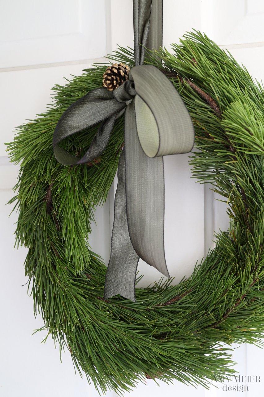 Pomysł na dekoracje zewnętrzne na boże narodzenie