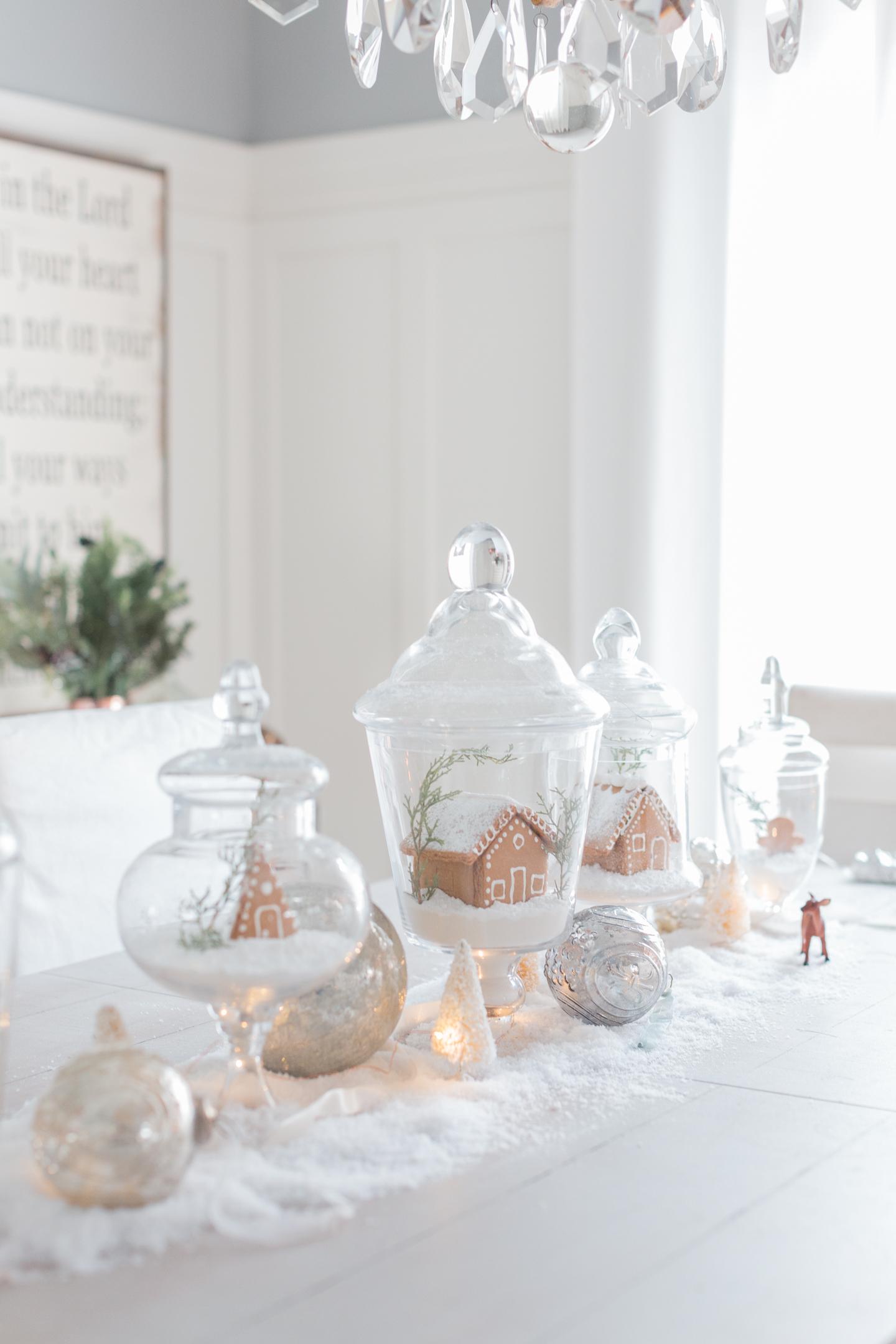 Świąteczne pierniki - dekoracja