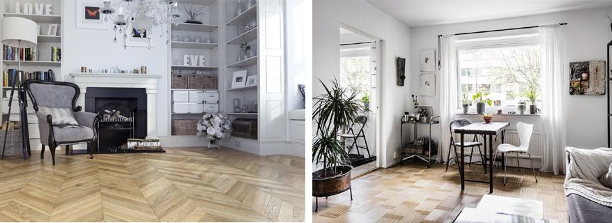 Parkiet drewniany właściwości - drewniana podłoga