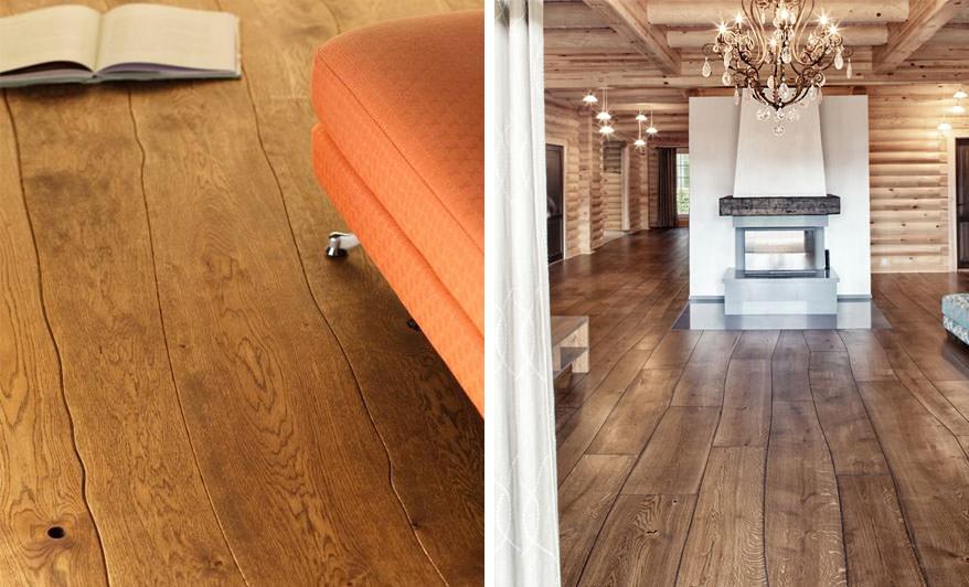 Drewniana podłoga - historia, rodzaje i pielęgnacja