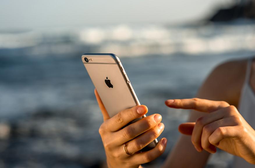Społeczny wymiar użytkowania iphona