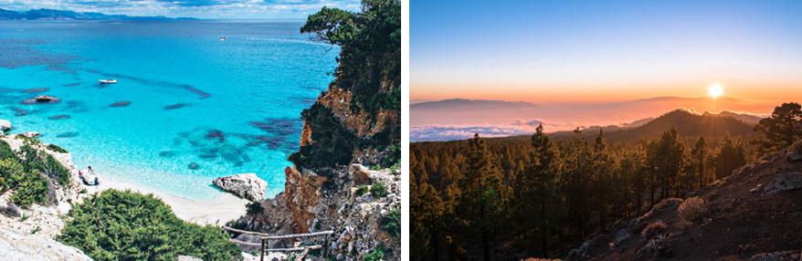 najciekawsze miejsca na wakacje w europie