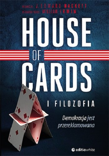 książka house of cards