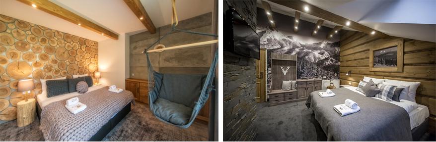 pokoje w pensjonacie orlik w bukowinie