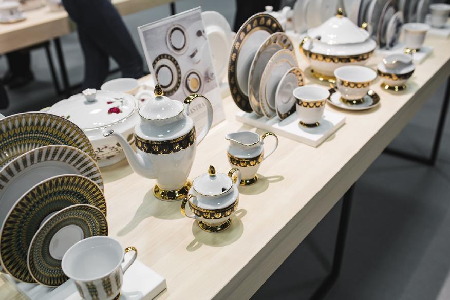 Ćmielów i Chodzież porcelana kolekcja 2018