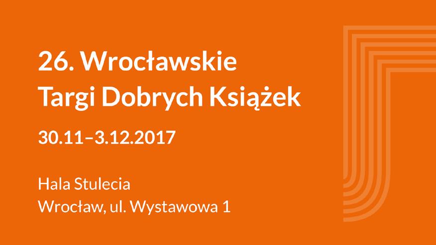 Targi Dobrych Książek Wrocław