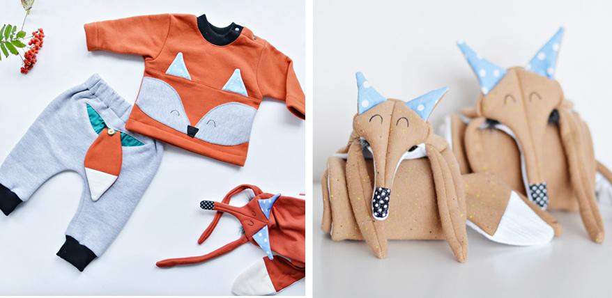 Ubranka na prezent dla dziecka