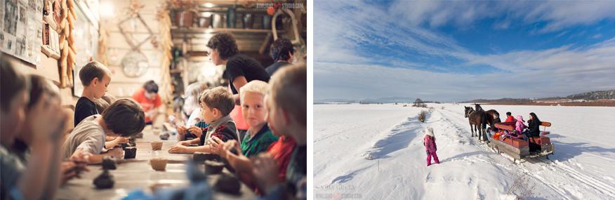 najlepsze miejsca na ferie z dziećmi