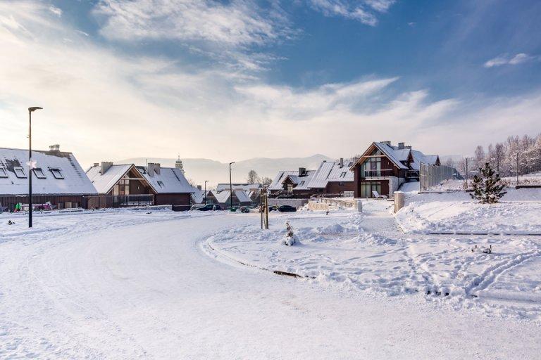 najlepsze miejsca na ferie z dziećmi i wyjazd zimą
