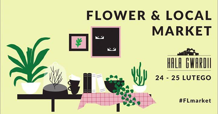 flower i local market warszawa luty