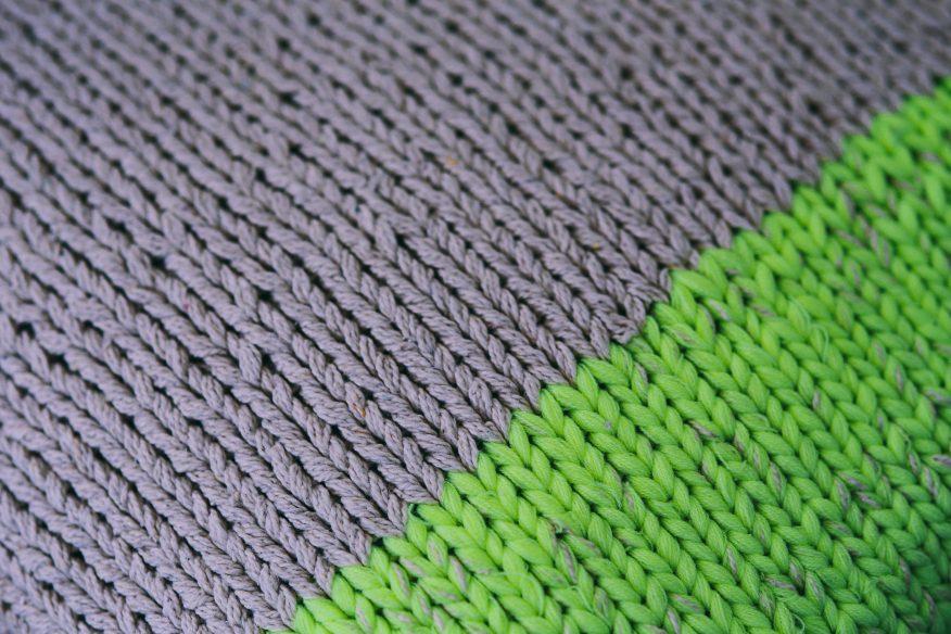 odświeżenie tekstyliów Green Canoe