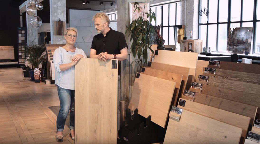 Jak montować podłogę drewnianą Green Canoe