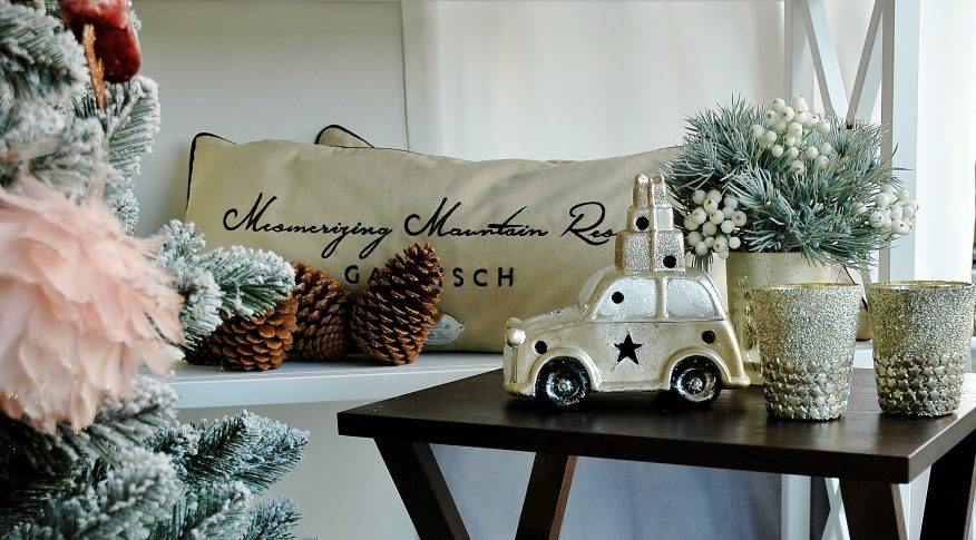 najpiękniejsze dekoracje świąteczne GREEN CANOE