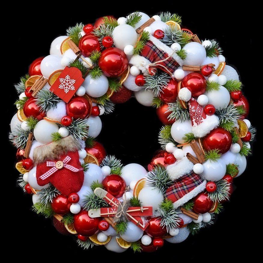 Najpiękniejsze Dekoracje Bożonarodzeniowe Ranking Green
