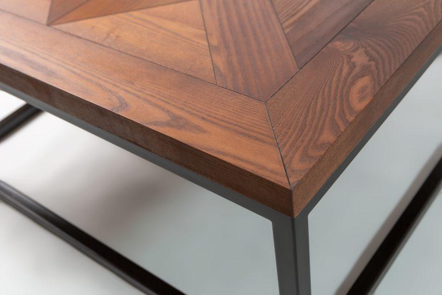 BM Wood stół kwadrat