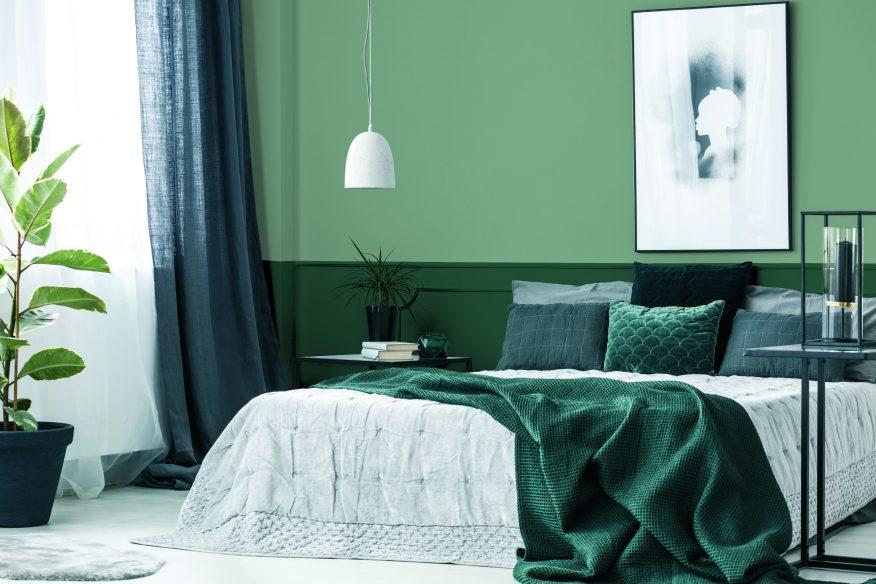 style wnętrz GREEN CANOE