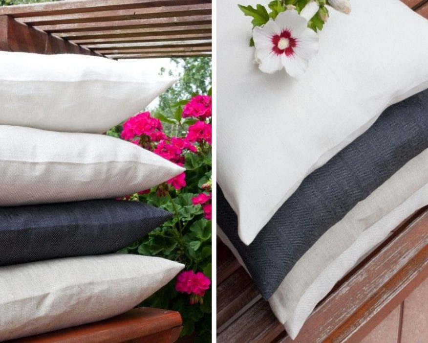 letni MUST HAVE tekstylia GREEN CANOE