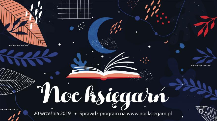 noc księgarń GREEN CANOE DO KAWY