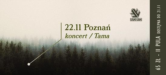koncert mzyka GREEN CANOE