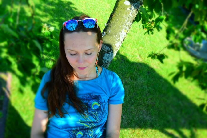 relaks medytacja DO KAWY GREEN CANOE