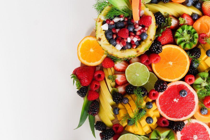 owoce zdrowie oczyszczanie organizmu