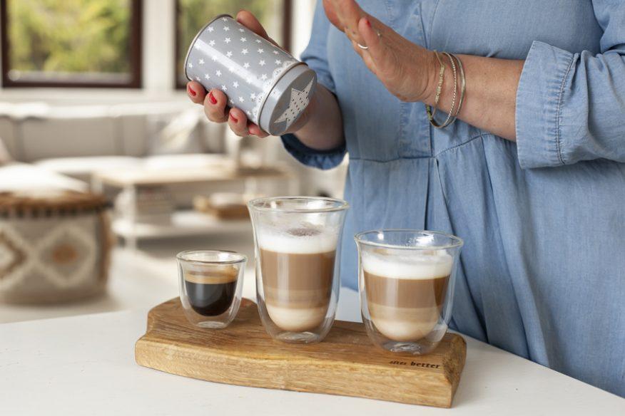 przygotowywanie kawy GREEN CANOE