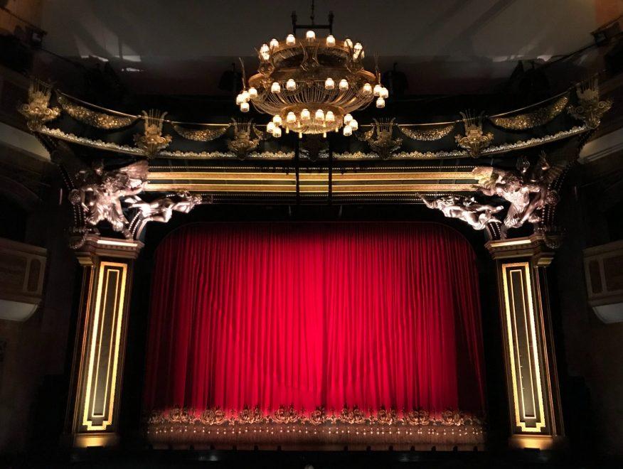 relaks teatr GREEN CANOE