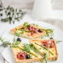 przepyszna tarta z gorgonzolą