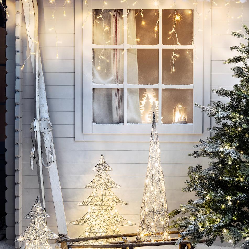 Nowość Ozdabiamy dom na święta - dekoracje świąteczne na zewnątrz - GREEN MT72